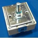 Selector de potencia vitrocerámica con rosca sujección en eje FER40TK0010