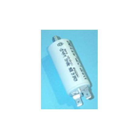 Condensador de lavadora 2 MF 450V