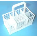 Cesto de cubiertos de 240 mm de lavavajillas Bosch, Siemens 087401, 082983, 134576, 621320 FER21BS228