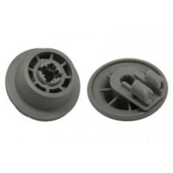 Ruedas y ejes de cesto inferior de lavavajillas Bosch SMS57E12EU