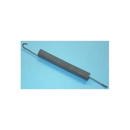 Muelle tensor gama 75 15x170 mm de lavavajillas Fagor, Edesa VI5200, 5300, 7200, 7301, LV95EB, LV95EM, LVP15