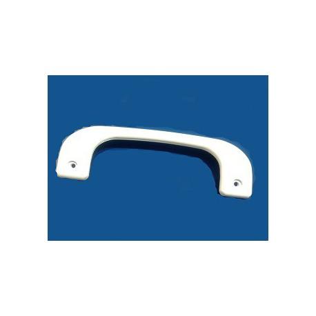 Tirador de puerta 210x80 mm tornillos de anclaje 17,5 cm de frigorífico y congelador Balay, Bosch, Siemens, Lynx 3FG5682SC