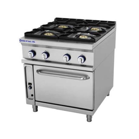 Cocina a gas Repagas CG-741 LC