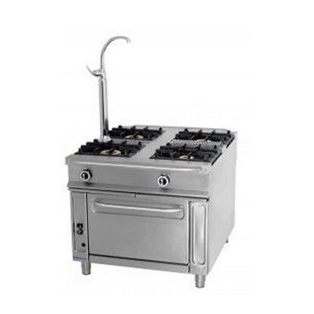 Cocina a gas Repagas C-1141
