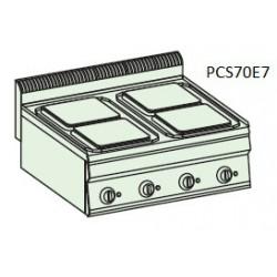 Cocina eléctrica Crystal Line Línea 700 PCS35E7