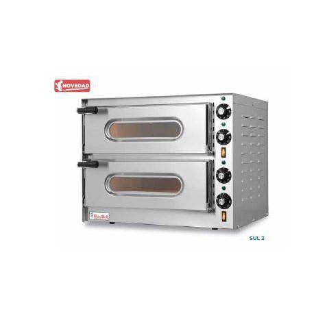 Horno para pizza eléctrico Movilfrit SUL2