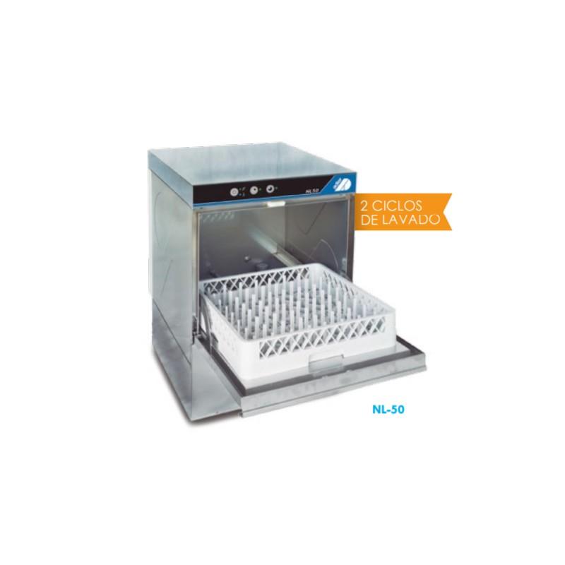 Lavavajillas adler nl 50 equipamiento hosteler a for Equipamiento hosteleria