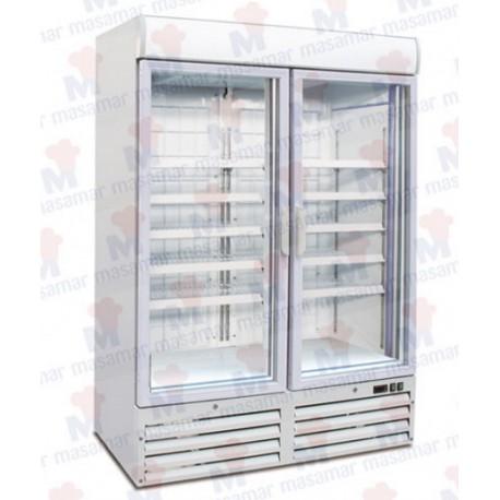 Armarios Expositores de Congelación ECV1000. Masamar