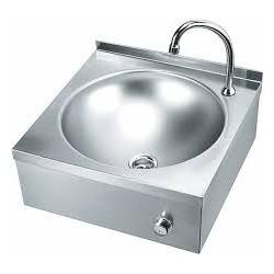 Lavamanos para hostelería marca Zinco