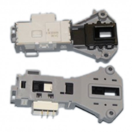 Blocapuertas 3 terminales rold de lavadora LG, Samsung, Daewoo DA081, 8754839, DA081043