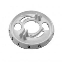 Embellecedor mando botón horno Teka modelo HA900. FERTK0069