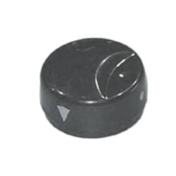 Mando para encimera de cocina de gas Teka. Color negro. FER73TK0027