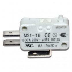 Microinterruptor 3 contactos de lavadora Universal