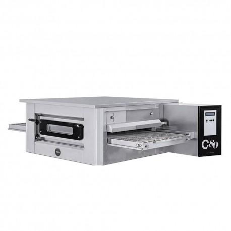 Horno pizza cinta 4058 y 5075. C-40-54 y C-50-75. Zinco