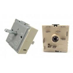 Selector de potencia vitrocerámica standard 2 circuitos giro izquierda