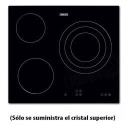 CRISTAL VITROCERÁMICA ZANUSSI ZVT68FCC3. FER40ZN5015