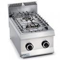 Cocina a gas Sobremesa Zinco 6UCBG02