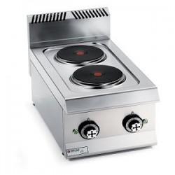 Cocina eléctrica Sobremesa Granita 6UCTEM02
