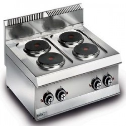 Cocina eléctrica Sobremesa Granita 6UCTEM04
