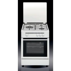 Cocina 3 Fugos. (1 Triple) Blanca. CB5530BN
