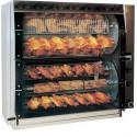 Asadores de pollo industriales a  gas